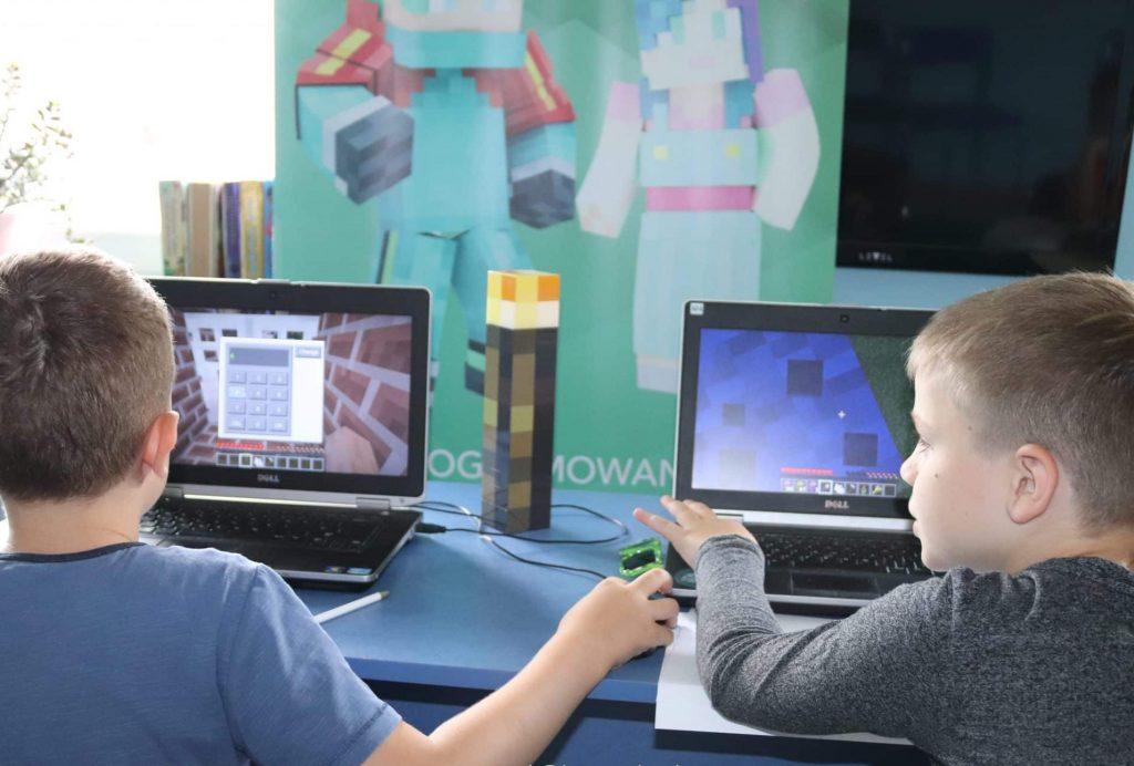 uczyć dzieci programować